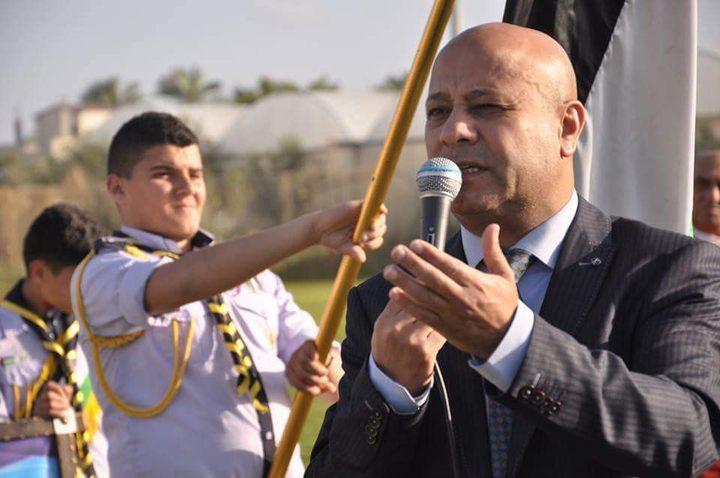 """أبو هولي يعلن عن """"رزمة"""" مشاريع تطويرية لمخيمات الضفة"""