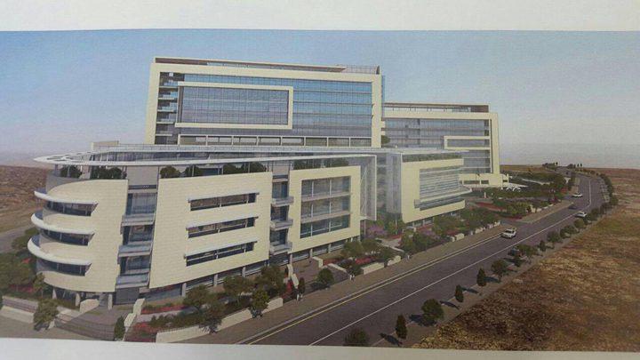 انشاء شركة لتنفيذ مستشفى السرطان