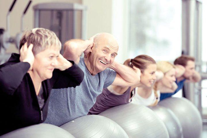 النشاط البدني يحمي الدماغ من الزهايمر