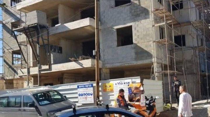 مصرع عامل في ورشة بمدينة نتانيا