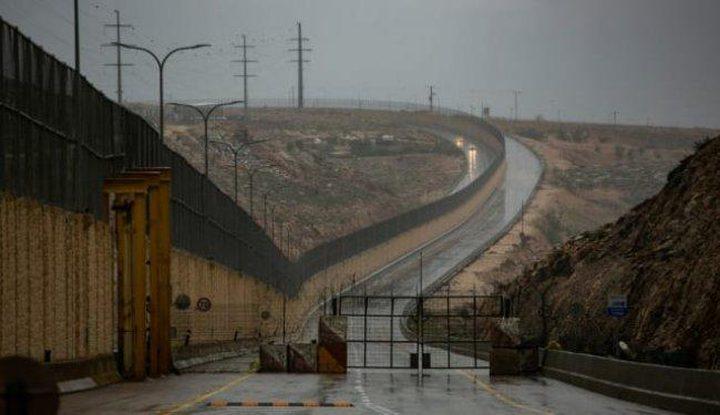"""الاحتلال يفتتح شارع """" الأبرتهايد"""" في القدس"""