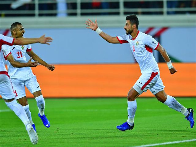 الأردن أول المتأهلين لدور الــ16 في كأس آسيا