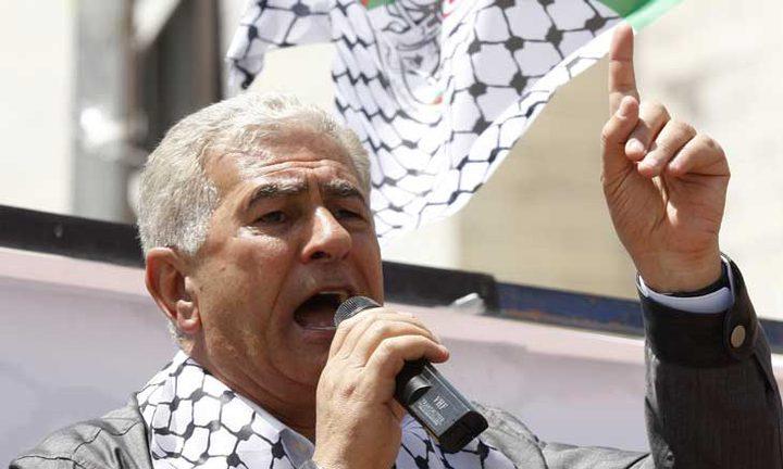 عباس زكي: التطبيع مع الاحتلال طعنة في صميم النضال الفلسطيني