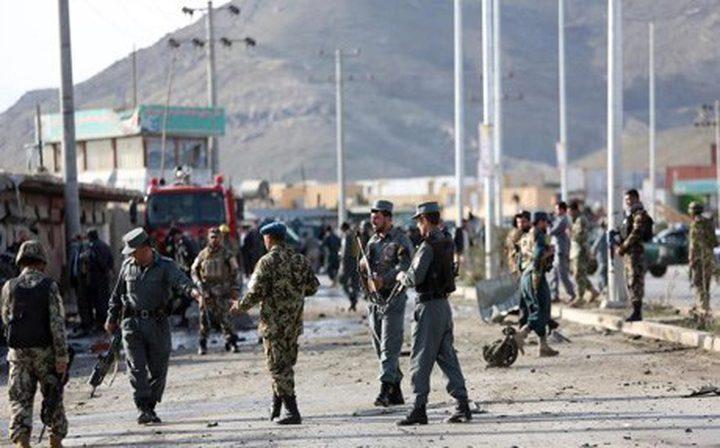 21 شرطياً حصيلة قتلى هجمات طالبان غرب وشمالي أفغانستان