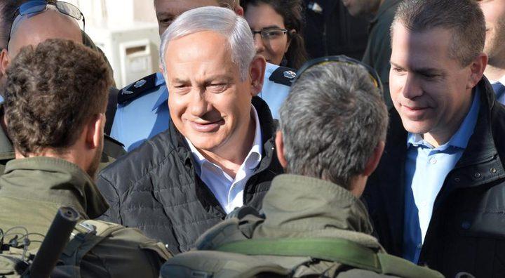 نتنياهو يؤكد جهوزية قوات الاحتلال لخوض الحرب