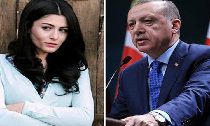 أردوغان يتهم الممثلة دنيز شاكر بالفاشية بعد إهانتها للمحجبات