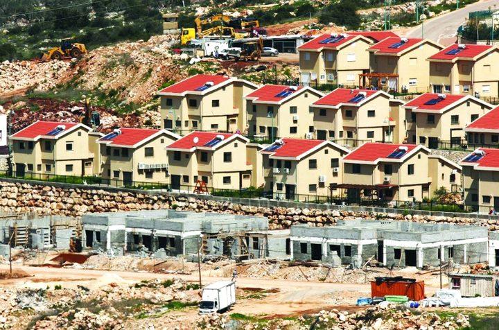 مخطط للاستيلاء على 139 دونما من أراضي دير دبوان