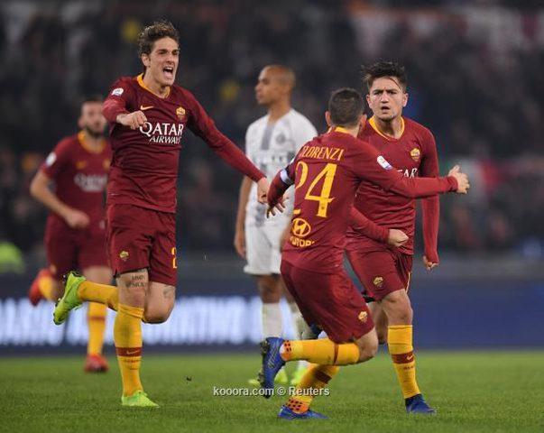 ريال مدريد يفكر في موهبة روما