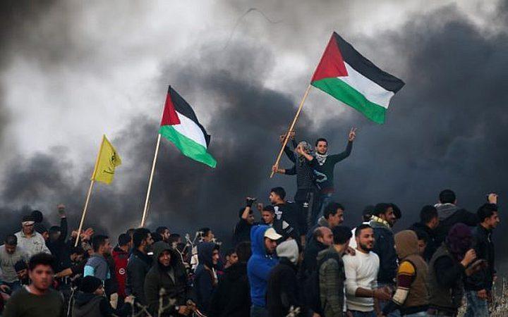 استشهاد سيدة وإصابة 25 مواطنًا برصاص الاحتلال شرق غزة