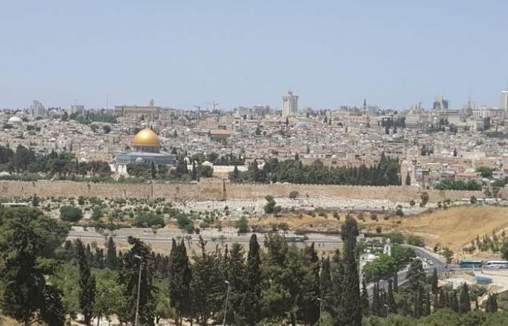 مخطط اسرائيلي لمصادرة 740 دونماً في القدس