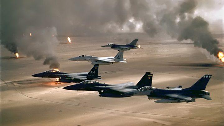 """واشنطن تمنع إسرائيل من بيع طائرات """"إف-16"""""""
