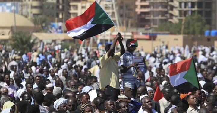 السودان: ثلاثة قتلى خلال تظاهرة في أم درمان
