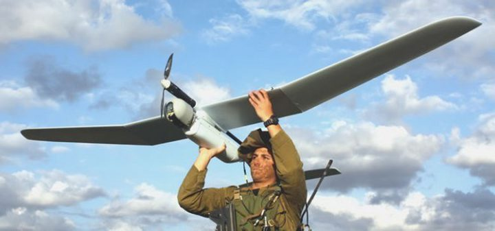 """الاحتلال يطلق طائرات """"راكب السماء"""" شرق قطاع غزة"""