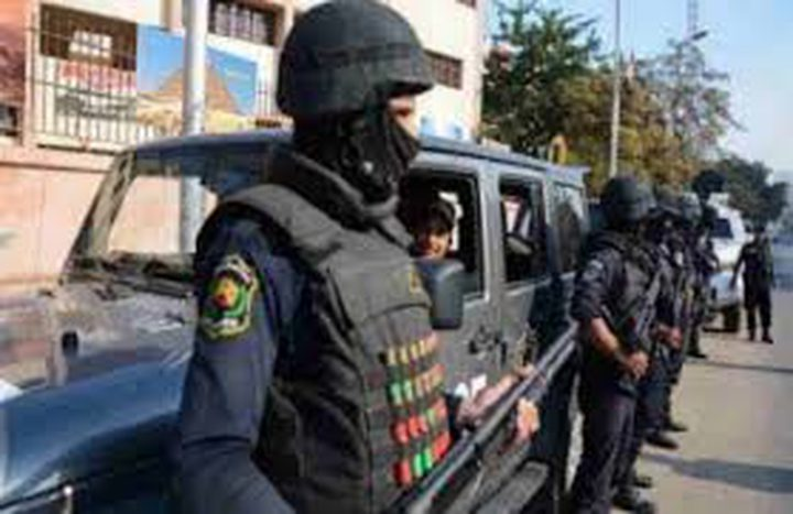 الداخلية المصرية تعلن مقتل 6 مسلحين في تبادل لإطلاق نار