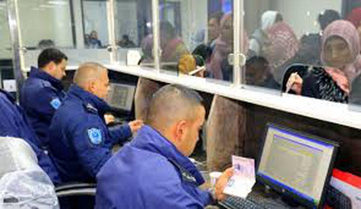 الشرطة: 45 ألف مسافر تنقلوا عبر الكرامة وتوقيف 135 مطلوبا