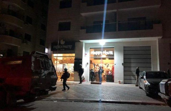 إصابة 7 مواطنين في مواجهات مع الاحتلال برام الله
