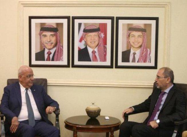 فلسطين والأردن تؤكدان: القدس خط أحمر