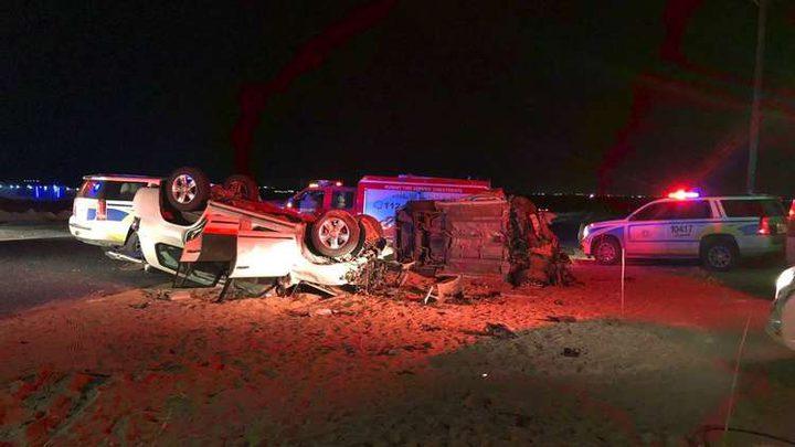 مصرع 6 مصريين بحادث سير في الكويت