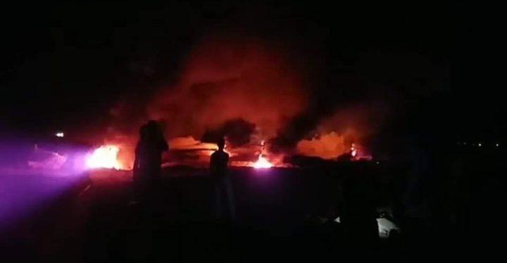 الاحتلال يطلق النار على شاب جنوب قطاع غزة