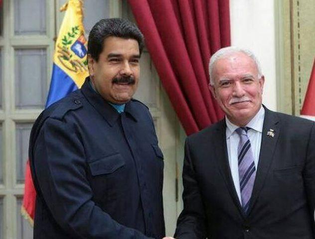 فنزويلا تؤكد دعمها الثابت للشعب الفلسطيني