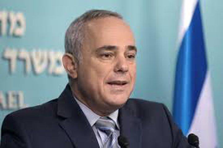 وزير الطاقة (الإسرائيلي) يصل القاهرة