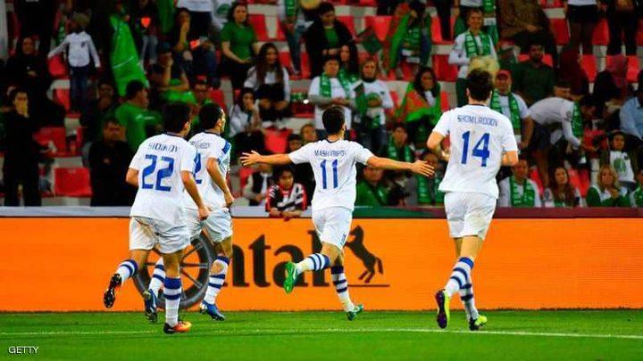 أوزبكستان تتأهل إلى ثاني أدوار كأس آسيا