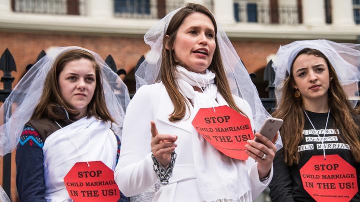 الحكومة الأميركية توافق على الآلاف من زيجات الأطفال