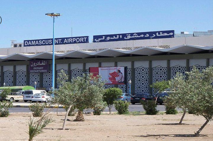 """""""نتنياهو"""" يؤكد مسؤولية الاحتلال عن قصف مطار دمشق الدولي"""