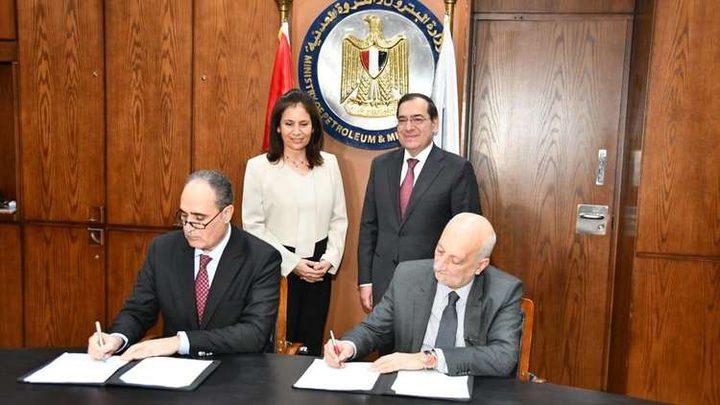 اتفاق مصري أردني لتوريد الغاز الطبيعي للمملكة