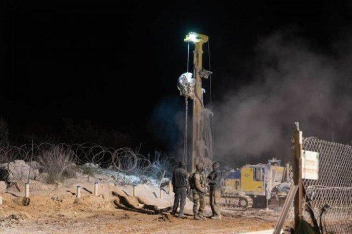 الاحتلال يعلن انتهاء عملية درع الشمال
