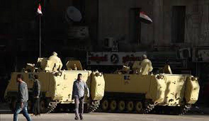 تمديد حالة الطوارئ في مصر ثلاثة اشهر