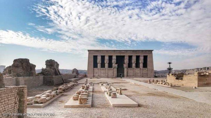 """مصر تحول منطقة أثرية إلى """"متحف مفتوح"""""""