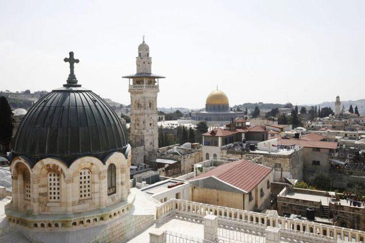 الإسلامية المسيحية: الاحتلال يواصل انتهاك حرمة الأقصى