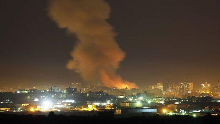 نتنياهو يكشف عن هدف الإحتلال من قصف مطار دمشق
