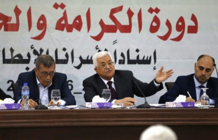 """""""ثوري فتح"""" يؤكد الالتفاف حول الرئيس في مواجهة تحريض الاحتلال"""