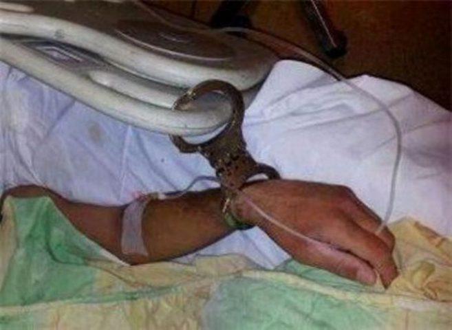 """""""هيئة الأسرى"""" تحذر من خطورة الوضع الصحي للاسير ابو دياك"""