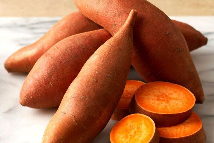 فوائد البطاطا الحلوة لمرضى الكبد