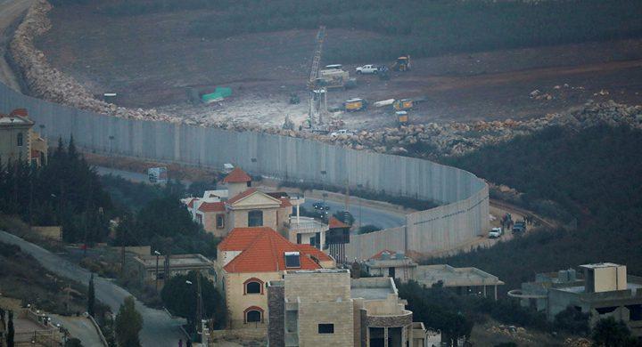 قصة الخط الأزرق الفاصل بين لبنان وإسرائيل وسوريا