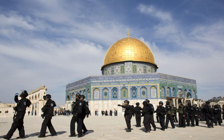 النقابات الأردنية تطالب بموقف تجاه التصعيد على الأقصى