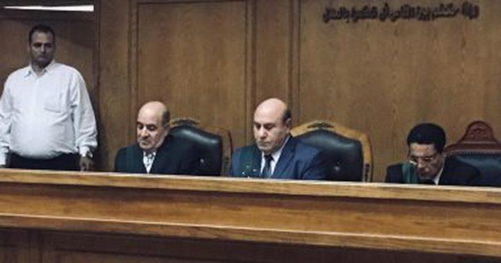 الإعدام شنقًا لـ3 متهمين قتلوا عاملا بمنشأة القناطر