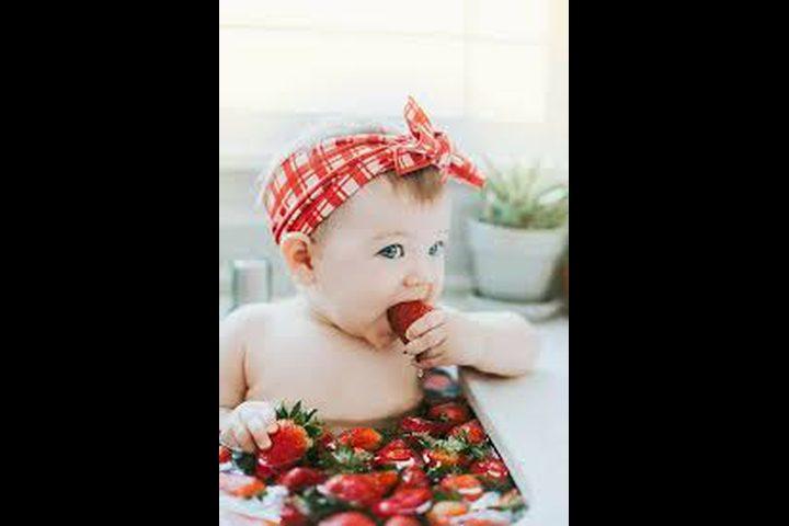 فوائد الفراولة للأطفال واقتراحات لإضافتها في النظام الغذائي!