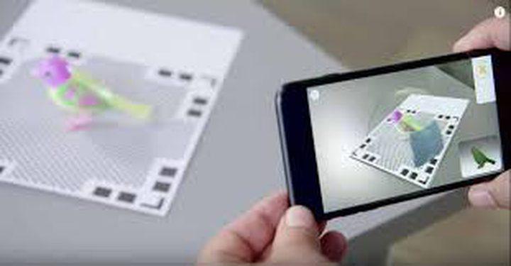 تطبيق يتيح إنشاء مجسمات 3D خلال دقيقة