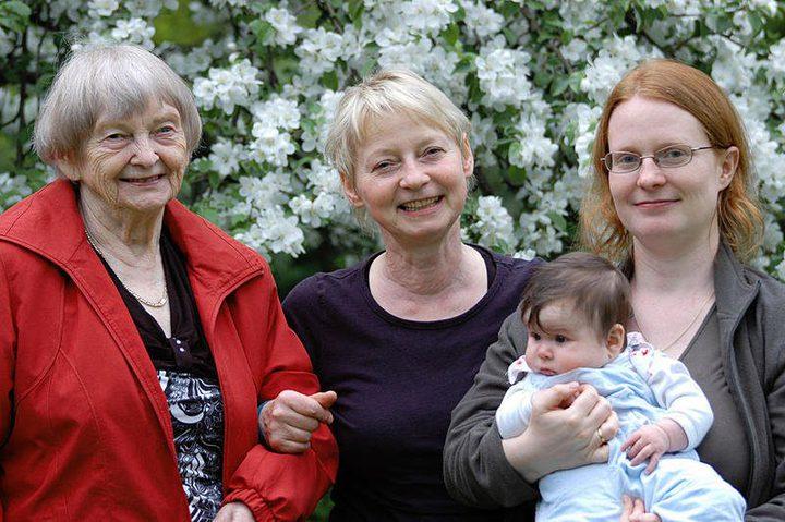 تحدي الأجيال الأربعة هوس جديد بدأ ينتشر في العالم
