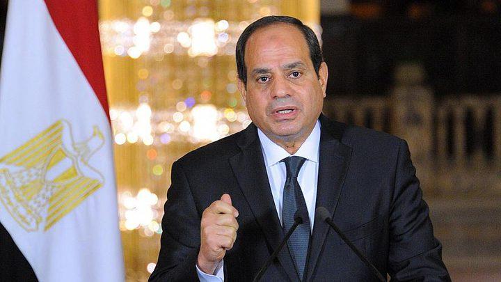السيسي يمنع سفر الوزراء والمسؤولين للخارج إلا بإذن رئاسي