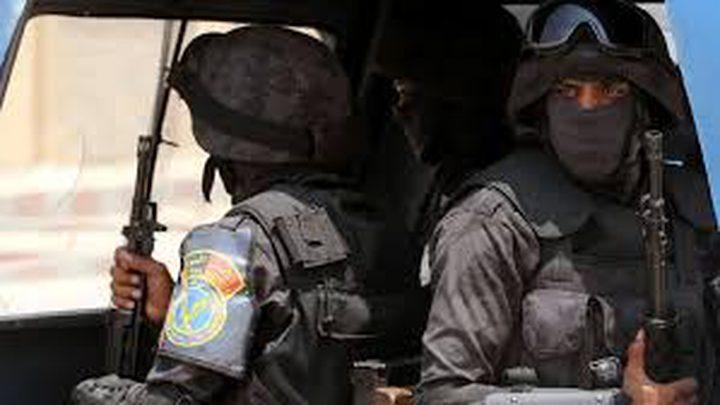 الداخلية المصرية تعلن مقتل 5 مسلحين في العريش