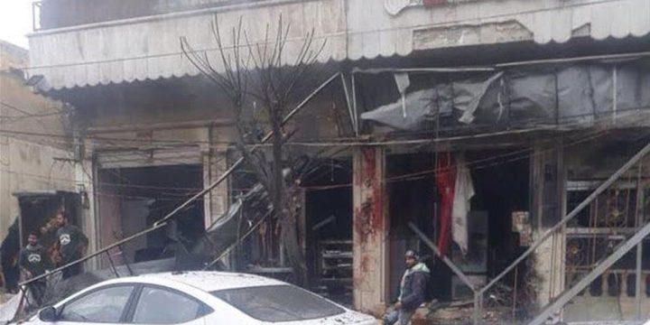 14 قتيل في انفجار انتحاري في منبج شمال سوريا