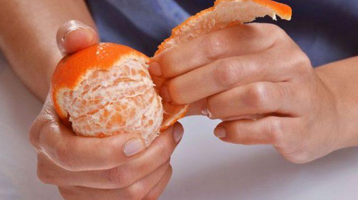 لماذا عليك تقشير حبة برتقال يوميًا؟