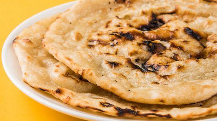 طريقة عمل خبز النان الهندي بالزبدة