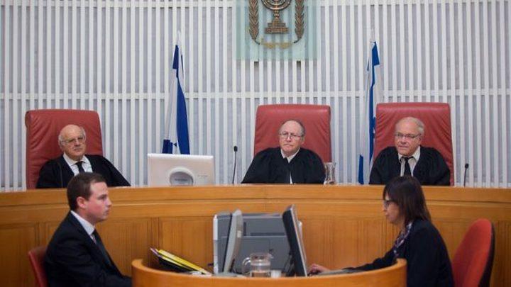 """سلطات الاحتلال تحقق في """"شبهات جنسية"""" في تعيين قاضية"""