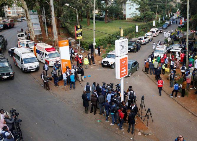 هجوم جديد في نيروبي.. وواشنطن تعلن مقتل مواطن أميركي